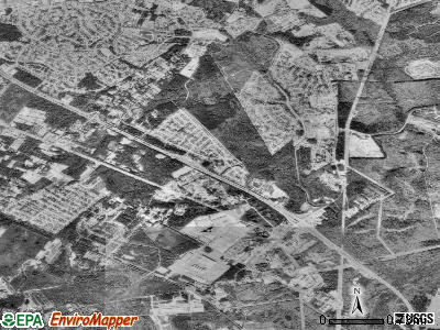 Ladson satellite photo by USGS