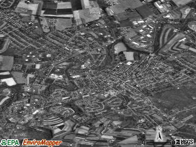 Ephrata satellite photo by USGS