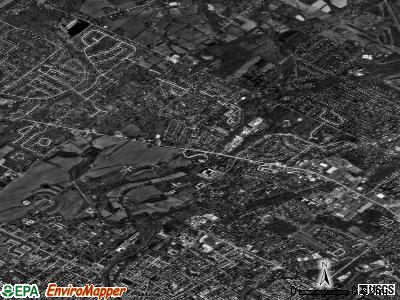 East Norriton satellite photo by USGS