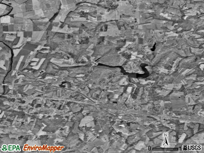Linganore-Bartonsville satellite photo by USGS