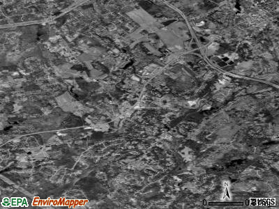 Londonderry satellite photo by USGS