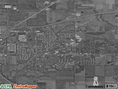 Altoona satellite photo by USGS