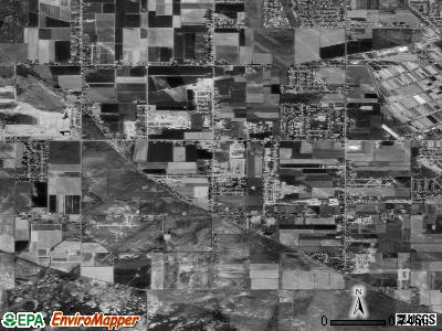 Syracuse satellite photo by USGS