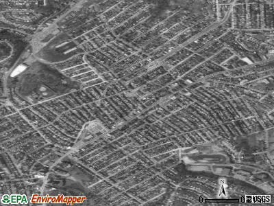 Dormont satellite photo by USGS