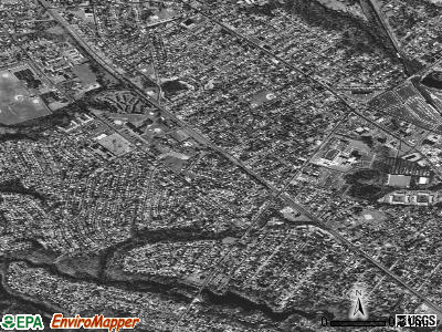 Stratford satellite photo by USGS