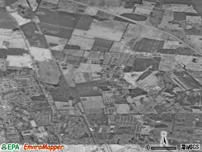 Oak Grove satellite photo by USGS