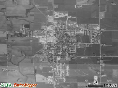 Grantsville satellite photo by USGS