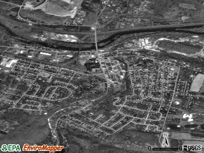 Birdsboro satellite photo by USGS