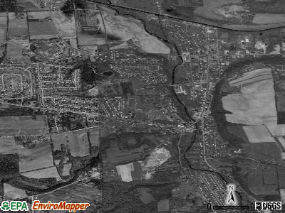 Chittenango satellite photo by USGS
