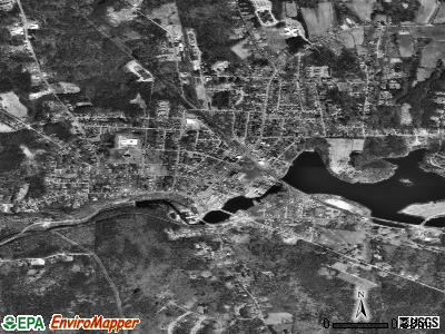 Winchendon satellite photo by USGS