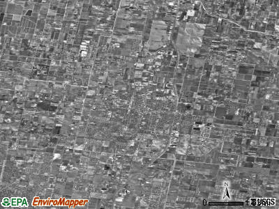 Edinburg satellite photo by USGS