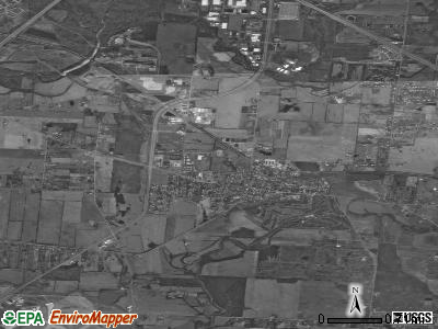 Groveport satellite photo by USGS