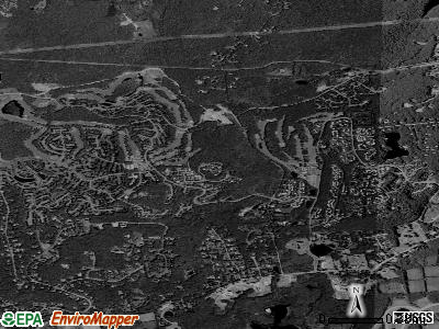 Heritage Hills satellite photo by USGS