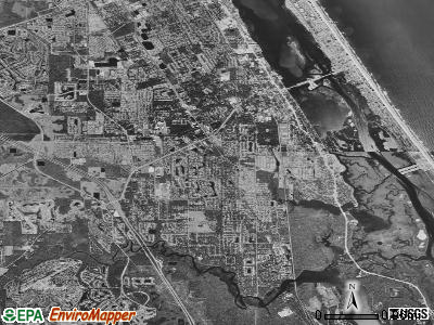 Pinellas Park satellite photo by USGS