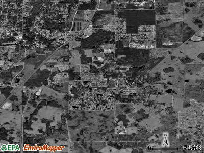 Wesley Chapel South satellite photo by USGS
