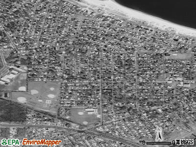 North Middletown satellite photo by USGS