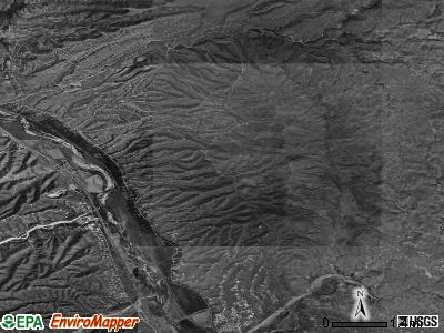 Rio Rico Northeast satellite photo by USGS