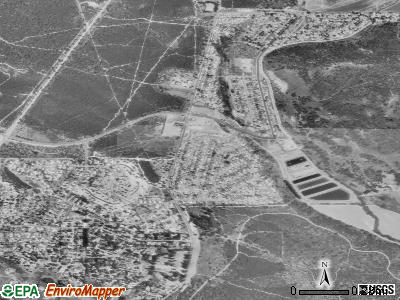 Mission Hills satellite photo by USGS