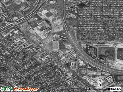 Balcones Heights satellite photo by USGS