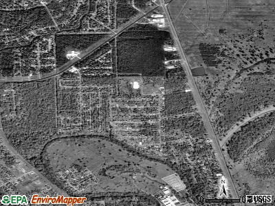 Richwood satellite photo by USGS