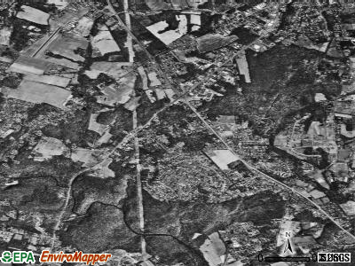 Pleasant Hills satellite photo by USGS