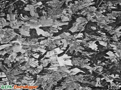 Jarrettsville satellite photo by USGS