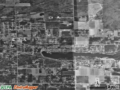 Tompkinsville satellite photo by USGS
