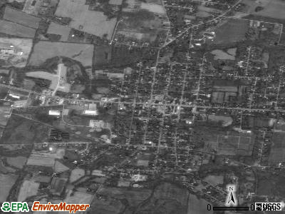 Bethel satellite photo by USGS