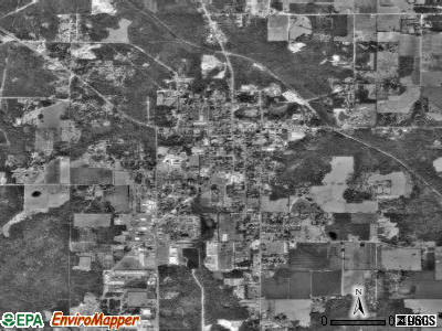 Lucedale satellite photo by USGS
