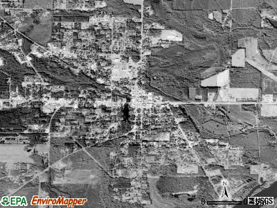 Blountstown satellite photo by USGS