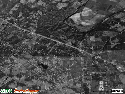 Wyldwood satellite photo by USGS