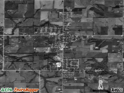 Basehor satellite photo by USGS