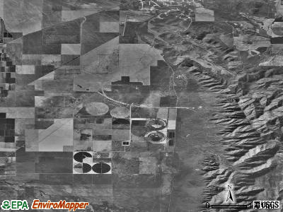 Eagle Mountain satellite photo by USGS