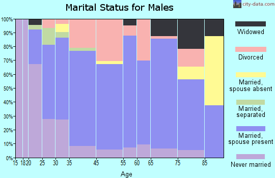 Arma marital status for males