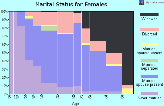 Lebanon marital status for females