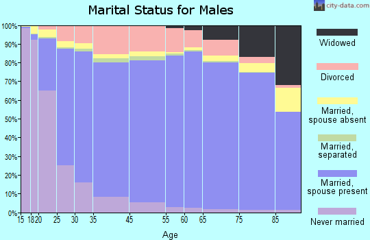Wilkinson County marital status for males