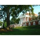 Charlottesville: ROTUNDA OF UNIVERSITY OF VIRGINIA