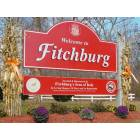 City Sign Fitchburg MA