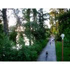 Eugene: Alton-Baker Bike Path, Eugene