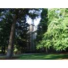 Eugene: Deady Hall, University of Oregon