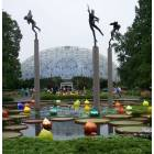 St. Louis: : The world-renowned Missouri Botanical Garden in St. Louis