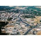 Aerial of Brownwood Intersection:  