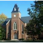 Duncan Memorial Chapel  - Erected in 1879, it is part of the Randolph-Macon College Complex and is a registered Virginia Historic Landmark.
