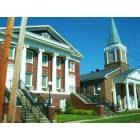 Rayville: I think this is First Baptist Church