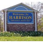 Harrison: Harrison Entry Sign