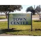 Orchard: New Town Center in Orchard Tx
