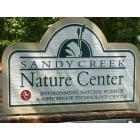 Athens: Sandy Creek Nature Center