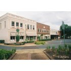 Scottsboro: Downtown on the Courthouse Square on the Corner of Laurel & Market Street