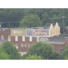 Salisbury: Original Cheerwine Building