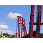 Vallejo: V2: Vertical Velocity at Six Flags Discovery Kingdom